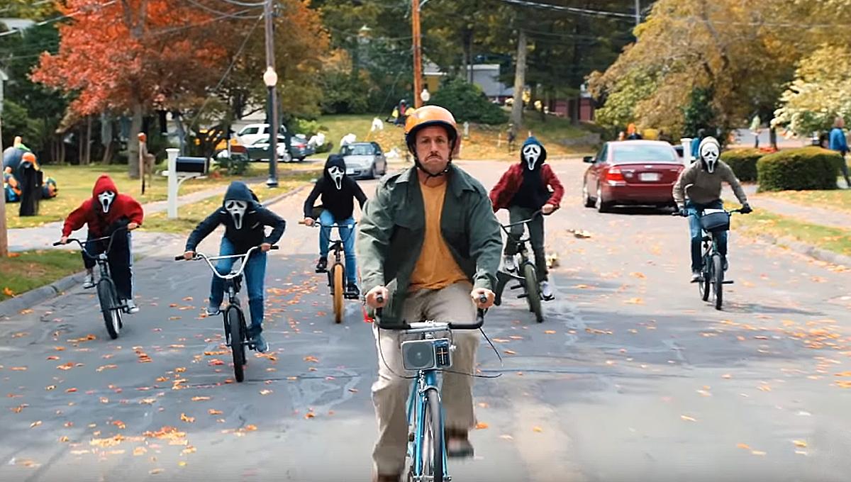Hubie Halloween Review: Adam Sandler Gets Scared Stupid in New Netflix  Movie | Den of Geek