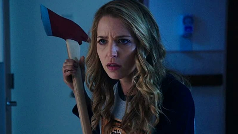 Jessica Rothe in Happy Death Day 2U