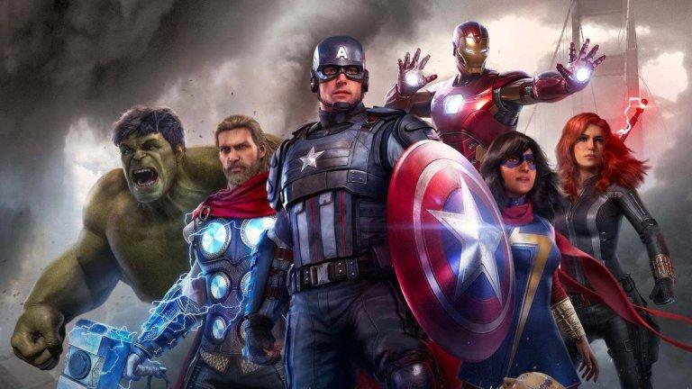 Marvel's Avengers Characters