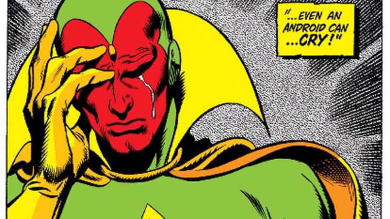 Marvel Comics The Vision
