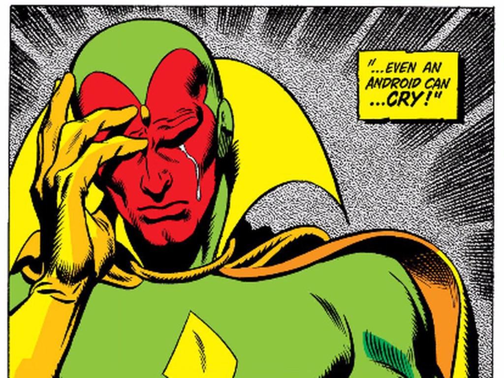 Marvel Comics La Visión
