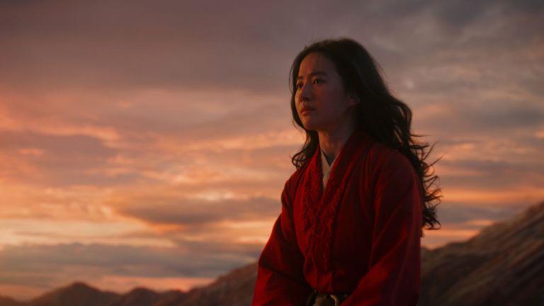 Liu Yifei Not Singing in Mulan 2020