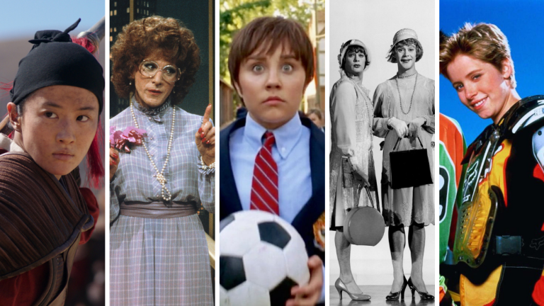 A Montage of Gender-Bending Movies