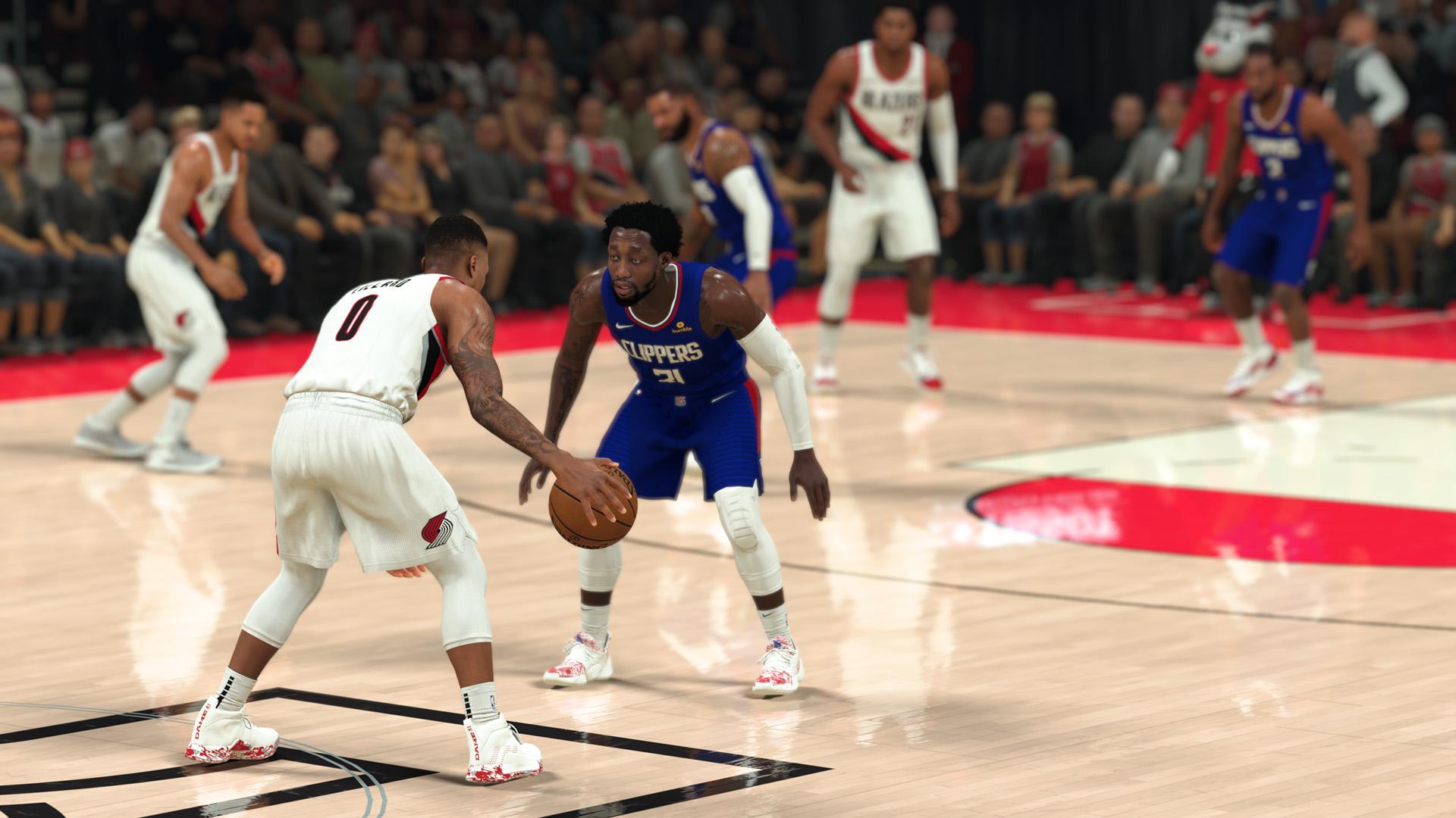 NBA 2K21 Review: Not Really an Upgrade - Den of Geek