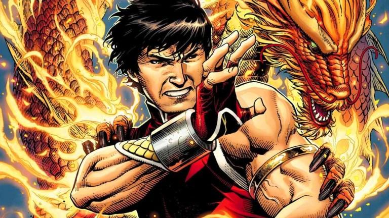 Shang-Chi from Marvel Comics