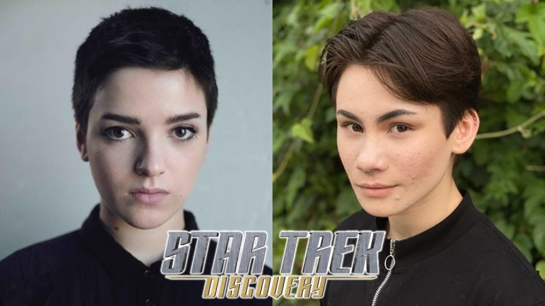 Star Trek Discovery Season 3 Introduces Transgender and Non-Binary Characters