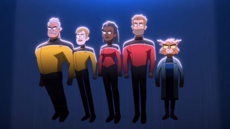 Star Trek: Lower Decks Episode 8