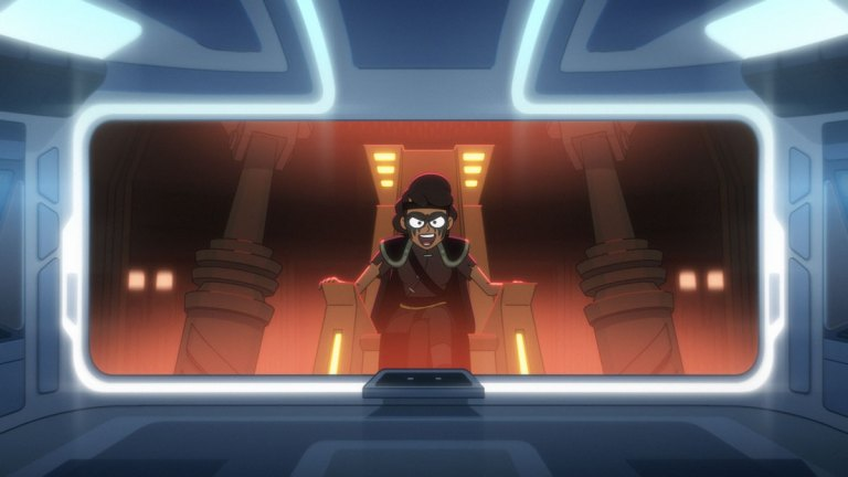 Star Trek: Lower Decks Episode 9
