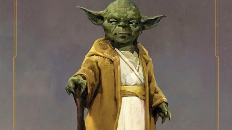 Star Wars: The High Republic Yoda