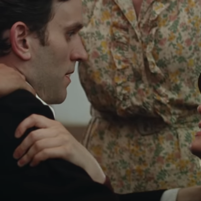 Harry Melling in The Devil All The Time