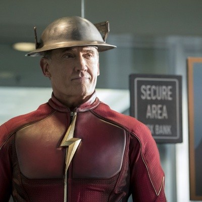 John Wesley Shipp as Jay Garrick on The Flash