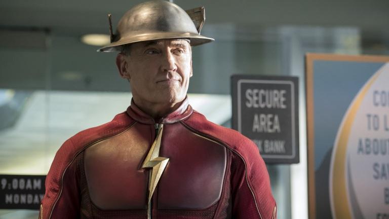 John Wesley Shipp as Jay Garrick on The Flash