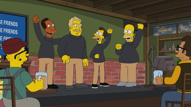 The Simpsons Season 32 Episode 1