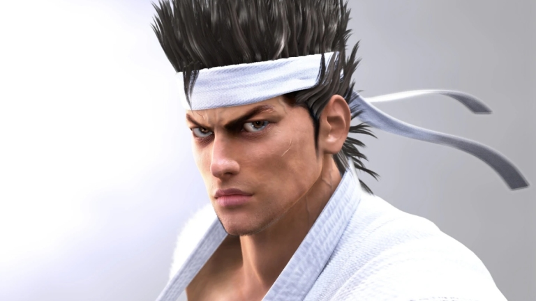 Akira Yuki from Virtua Fighter