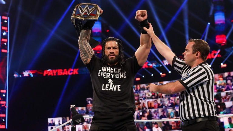 Roman Reigns Turns Heel at WWE Payback