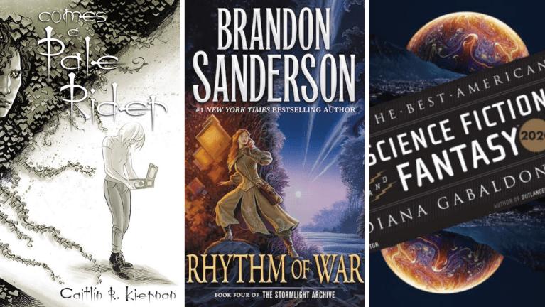 Top New Fantasy Books in November 2020
