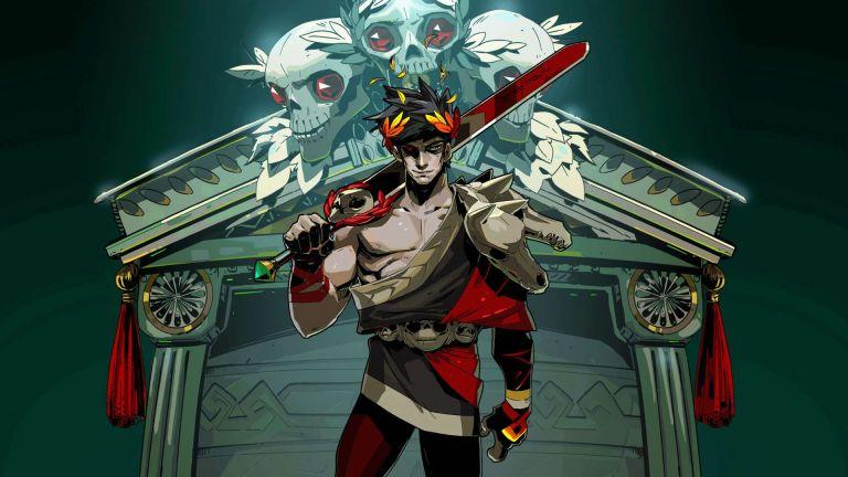Hades game art