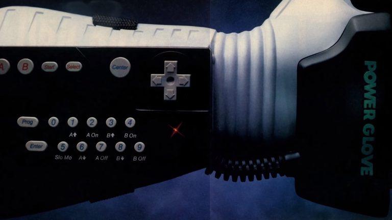 Nintendo Power Glove Advertisement