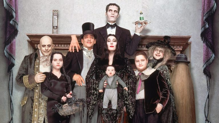 Cast of The Addams Family Values