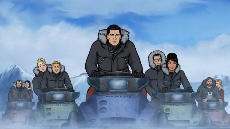 Archer Season 11 Episode 8 Cold Fusion