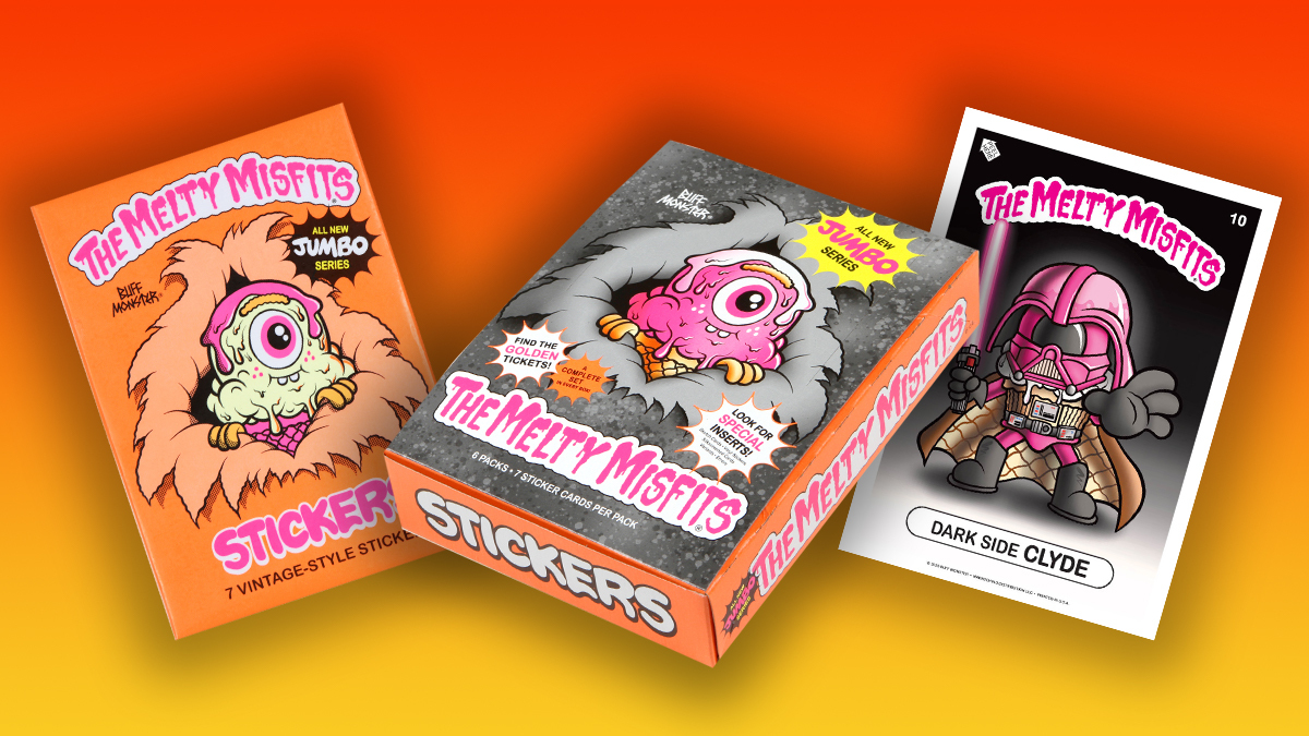 Buff Monster Melty Misfits eBay
