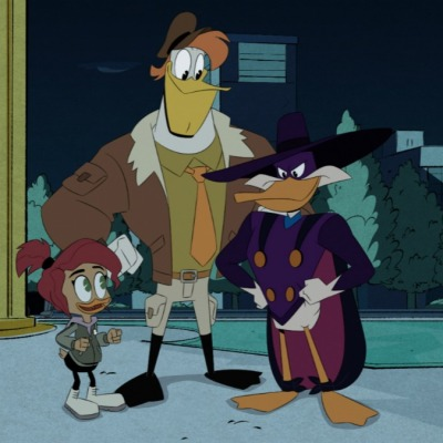 Darkwing Duck Disney Afternoon Universe