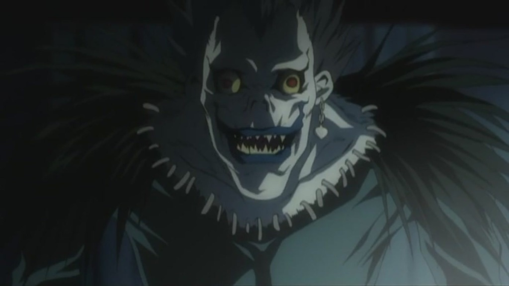 Best Horror Anime on Netflix - Death Note