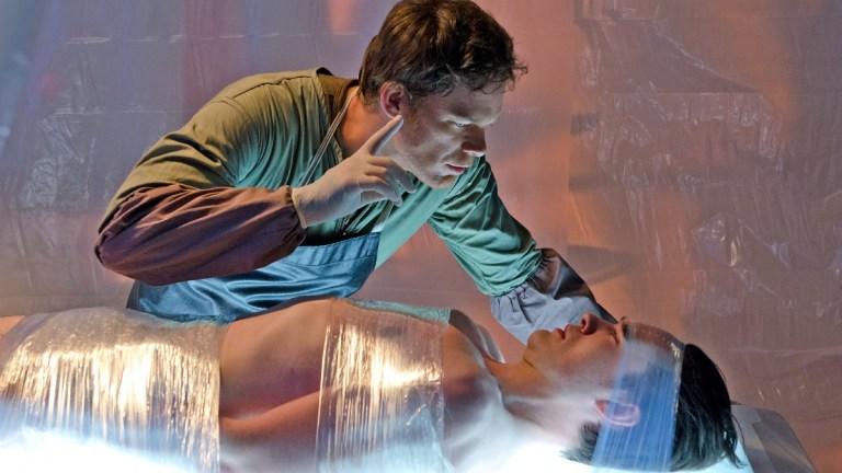 Dexter Return Showtime