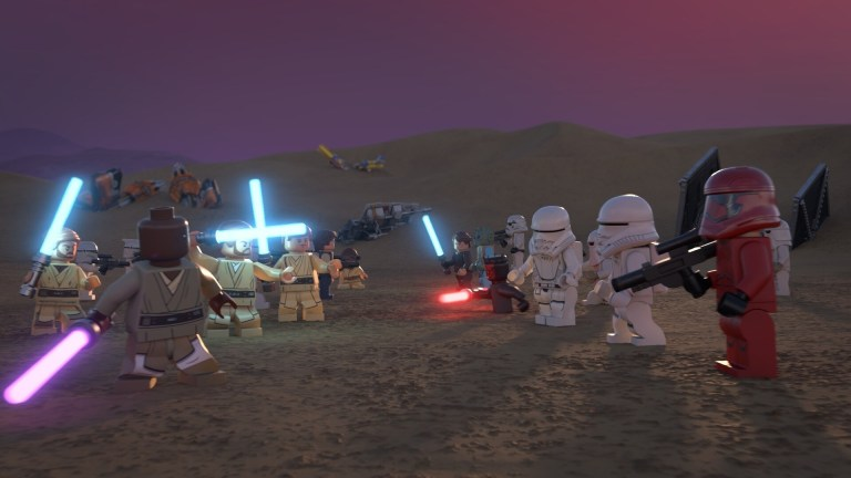Disney+ New Releases November 2020 LEGO Star Wars Holiday