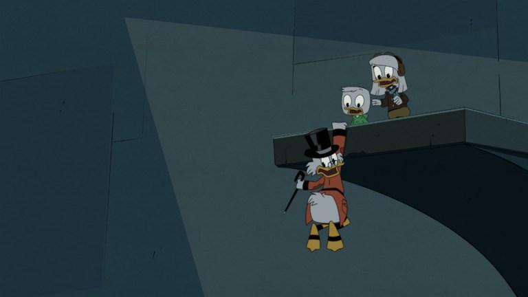 DuckTales Season 3 Episode 13 Escape from the ImpossiBin!