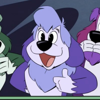 DuckTales Disney Fluppy Dogs
