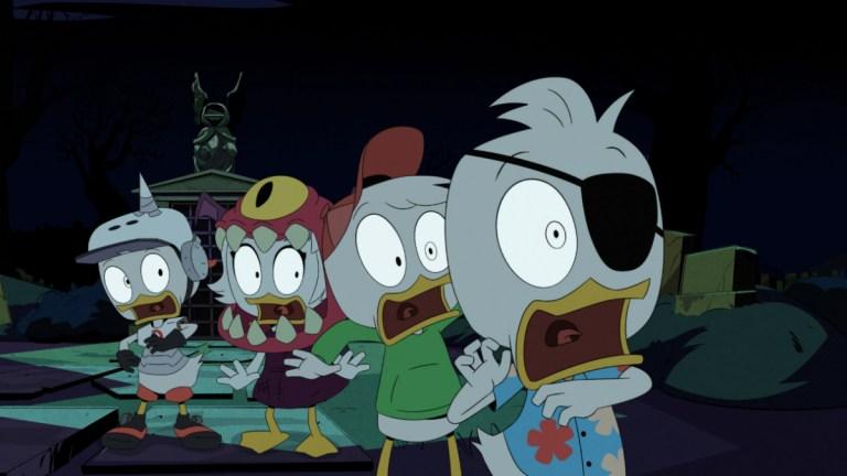 DuckTales Season 3 Episode 10 The Trickening