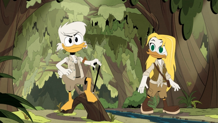 DuckTales-The-Forbidden-Fountain-of-the-Foreverglades