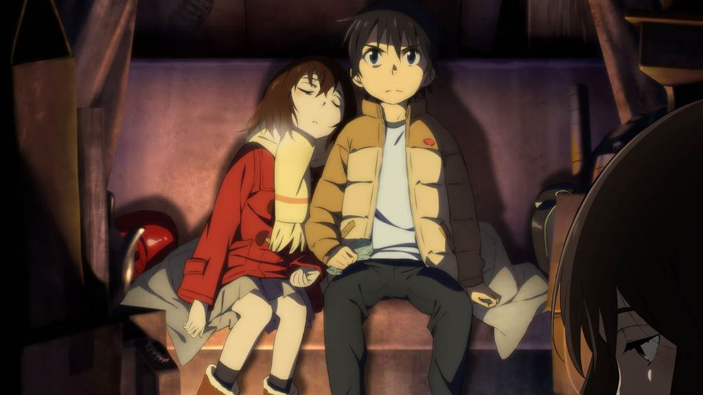 Best Horror Anime on Netflix - Erased