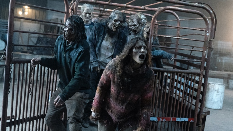 Fear the Walking Dead Season 6 Episode 2 Welcome to the Club