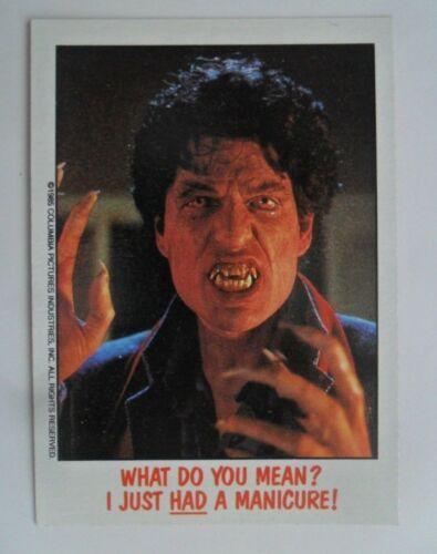 Topps Fright Flicks Card: Fright Night