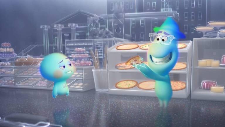 Ghosts in Pixar's Soul