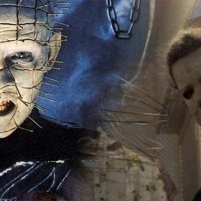 Halloween vs Hellraiser hero