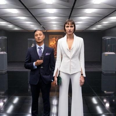 Helstrom Hulu Marvel Review