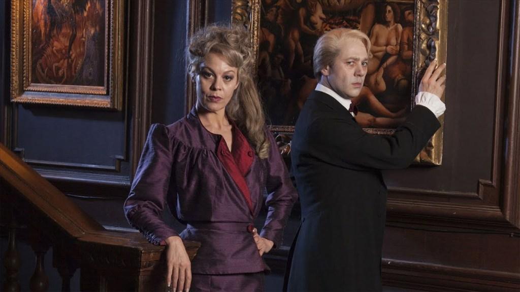 Inside No. 9 The Harrowing Helen McCrory and Reece Shearsmith
