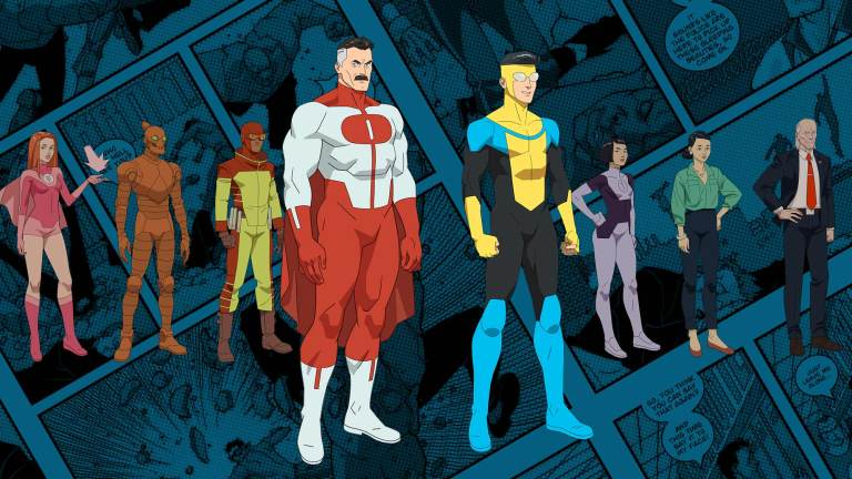 Invincible Animated Series