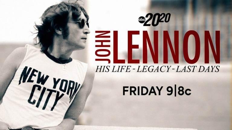 John Lennon 20/20