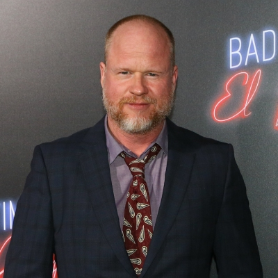 Joss Whedon at Bad Times at El Royale Premiere