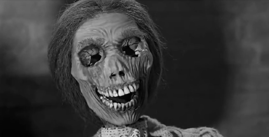 Psycho - Norman's mum