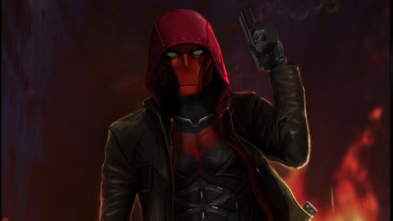 Red Hood on Titans