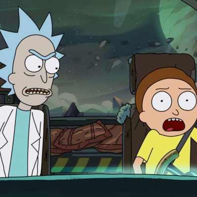 Rick and Morty Season 4 HBO Max Hulu