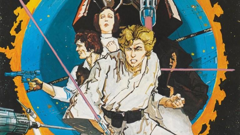 Star Wars, Poster by Howard Chaykin