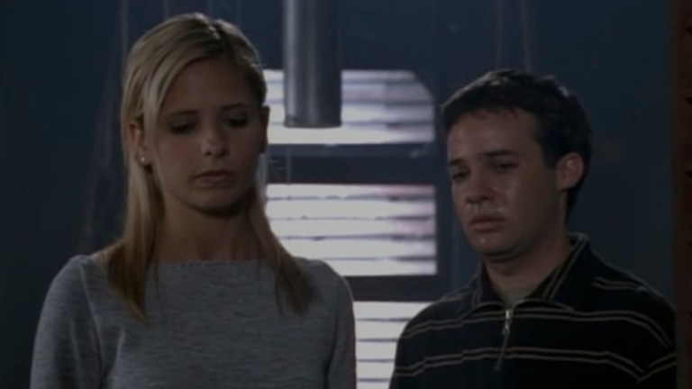 "Buffy Episode ""Earshot"""