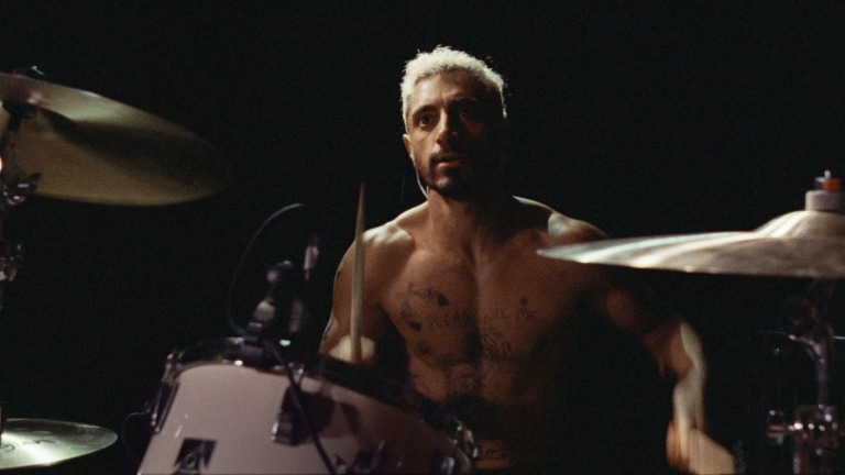Riz Ahmed as Ruben in SOUND OF METAL Courtesy of Amazon Studios