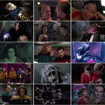 Star Trek scariest episodes composite header image